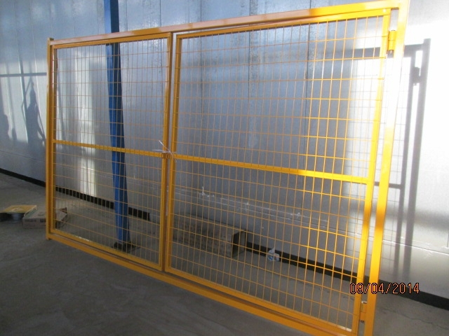Canada hot construction event residential safety temporary fence for sale