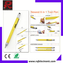 High quality Tool pen multi function tool ball pen advertising ball pen