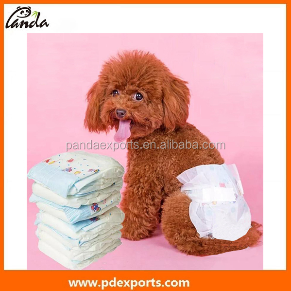 Pet Cleaning & Grooming product pet diaper , High grade pet puppy diaper