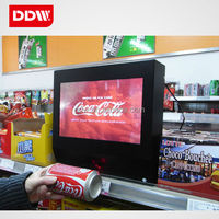 17 inch LCD Digital Signage player for Shop Display