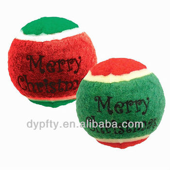 Promotional Tennis Ball for christmas