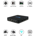 QINTAIX Q28 Quad Core 4K google Android 7.1 tv box RK3328 2gb ram 8gb rom with google tv box