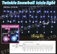 taiwan outdoor christmas icicle light