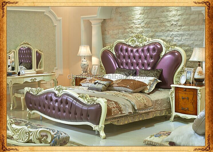 2015 Hot Sale Modern Bedroom Furniture Was Made From E1 Solid Wood Board And