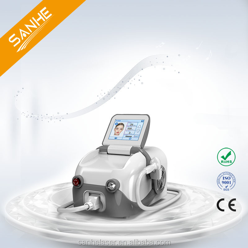 Portable Painless best result 808 nm diode laser soft light laser hair, Professional Diode soft light laser hair removal