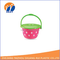 2015 HOT portable plastic bucket, water pail, cheap wholesale bucket hats carry on