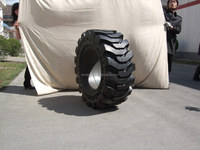solid rubber tires for tractor