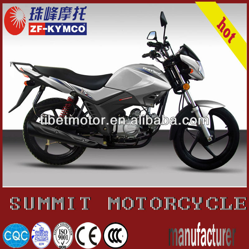 Cheap 110cc street motorbike made in china ZF125-A