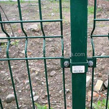 Nylofor 3-M welded wire mesh fencing (We design products for you)