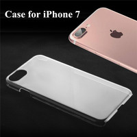 free sample phone case for iphone 7 clear case