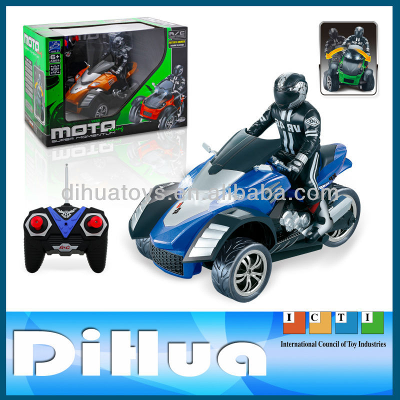 New Design 3 Wheels 1:10 Scale Hottest and Newest RC Motorcycles