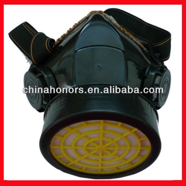 single cartridge replaceable dust filter mask