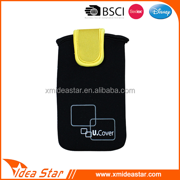 Neoprene bag for iphone easy carry with good price