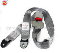 Hot selling school bus safety seat belt universal 2 point safety belt