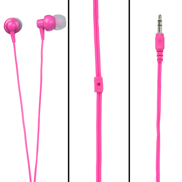 best sell product beautiful cute earphone for girls
