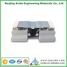 Aluminum Extrusions Materials Gliding Design Floor Expansion Joints