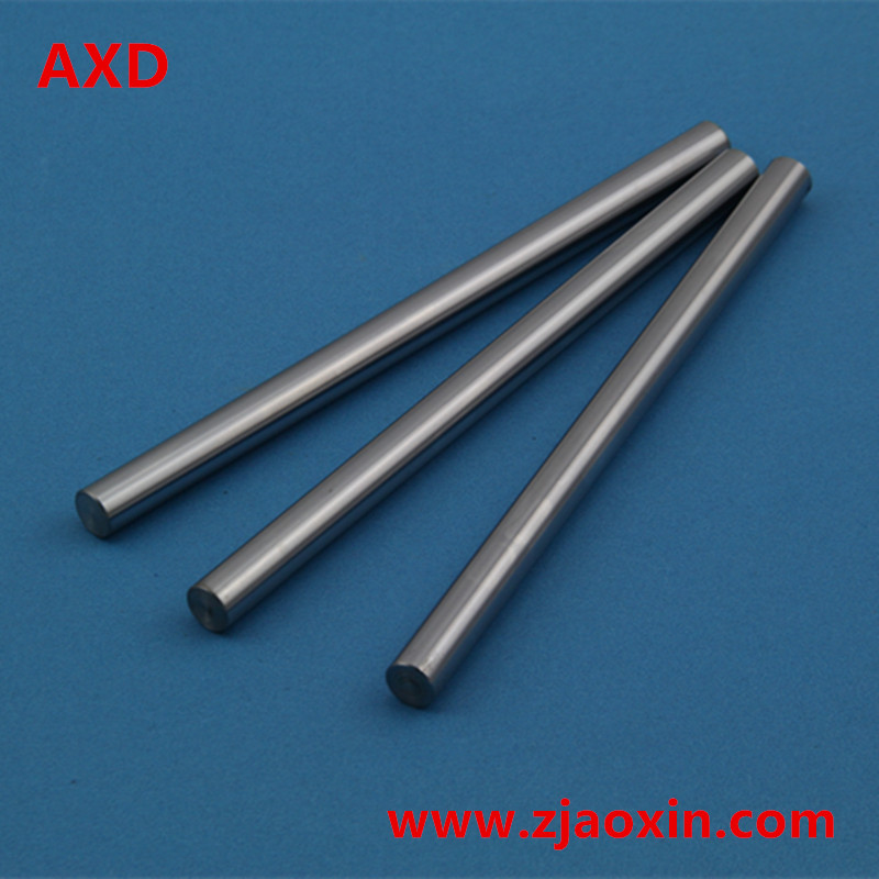 Hydraulic carbon steel piston rod / Chrome Plated Round Bar in stock