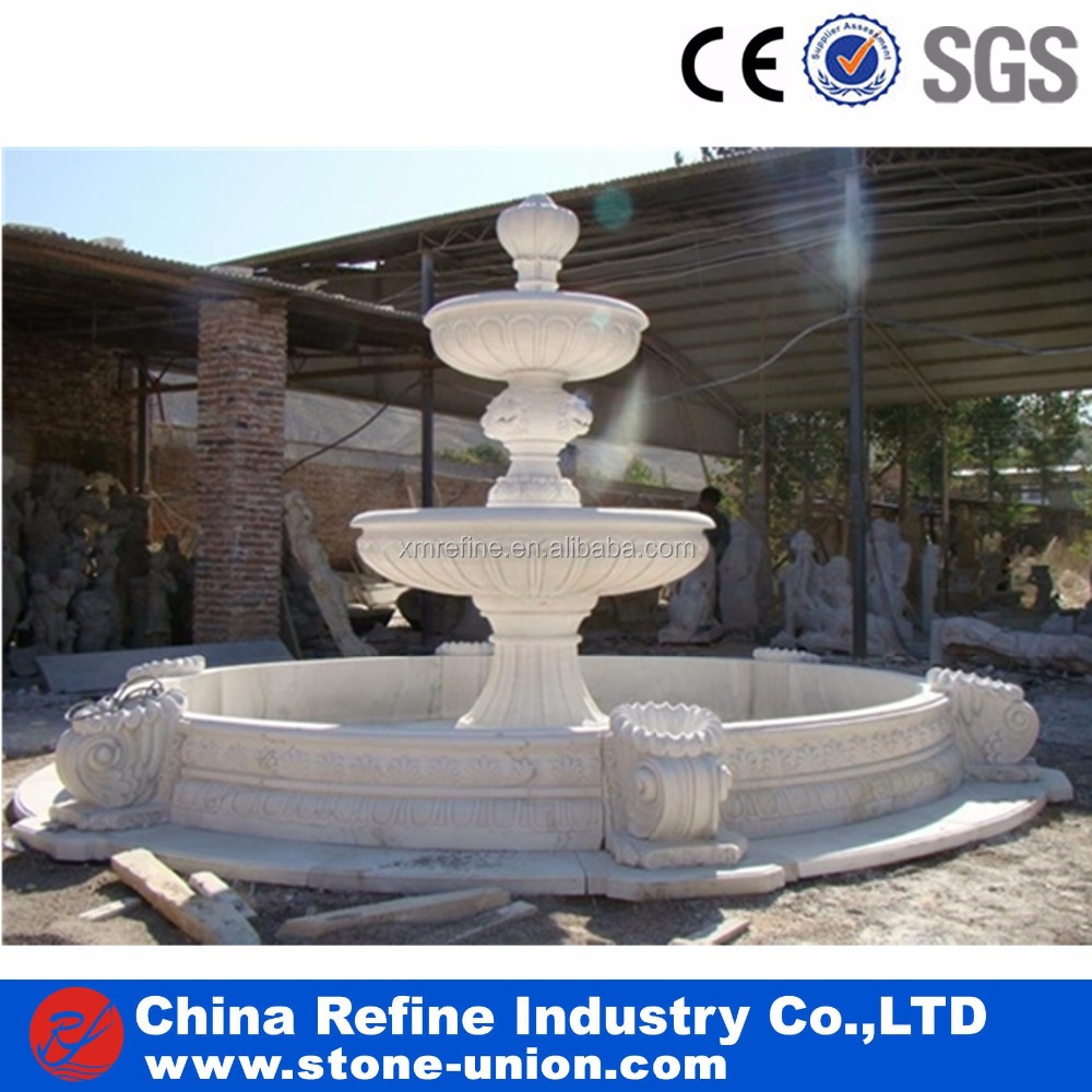 Large Outdoor Garden Decorative Water Foutain