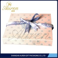 top quality wig gift packaging box