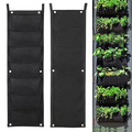 2017 Wholesale factory price Vertical Garden planter Grow Bag