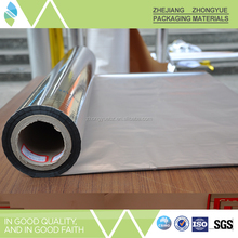 Gold Supplier China VMPET+PE Foam Board Insulation Backed With Aluminum Foil