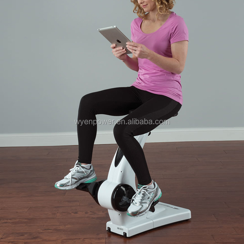 Fitness Cardio Workout Core Exercisers Deluxe Sitting Bike ...