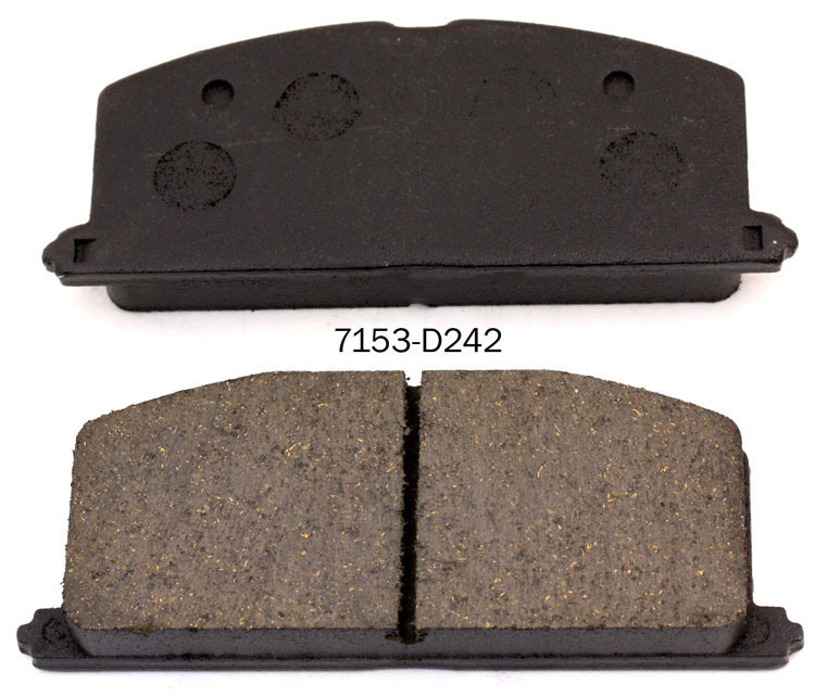 high performance best brand manufacture brake pads for Celica manufacturer with quality