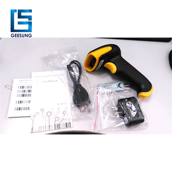 Wholesale portable laser usb handheld barcode scanner