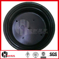 13 3/8 inch PLASTIC, STEEL thread protector for octg