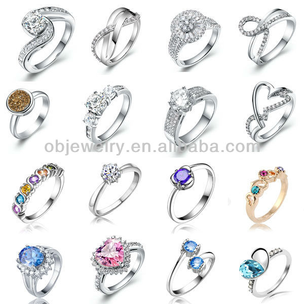 fashion jewelry big stone ring designs gemstone jewelry