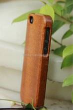 OEM desgin sapele wood cases for iphone5 5s 6 6+ wooden bamboo cases