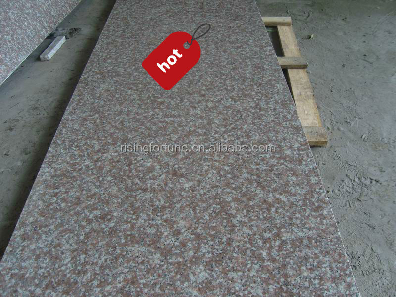 Cheap G687 granite peach red granite(Quarry & Factory)