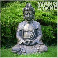 Zen Meditator Bronze Sculpture Wholesale Buddha Statues