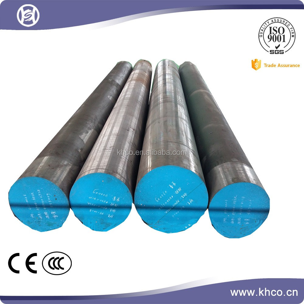 High Quality Forged Round Steel Properties W302