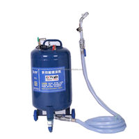 pneumatic really stone paint/ emulsion paint pump /putty sprayer unit