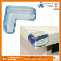 sharp PVC clear plastic corner wall protectors