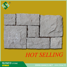 beige sandstone for wall ledge corner stone flagstone tiles