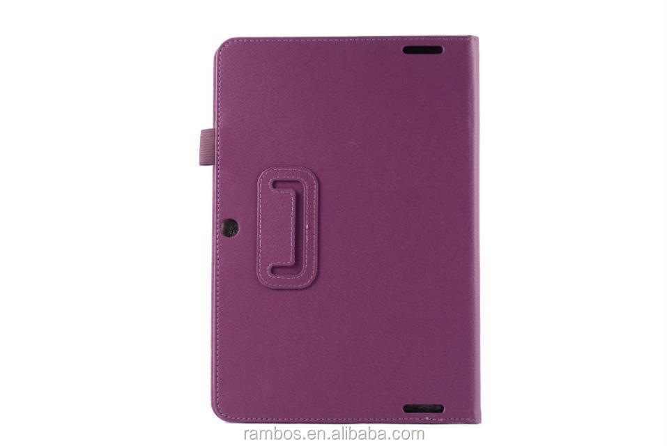 "8"" Flip Cover Tablet Folio Leather Case with Stand Holder for Acer Lconia A1-830"