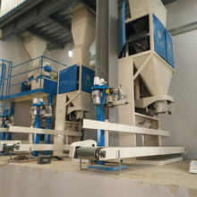 Gravity type vertical feed packing machine With ISO9001