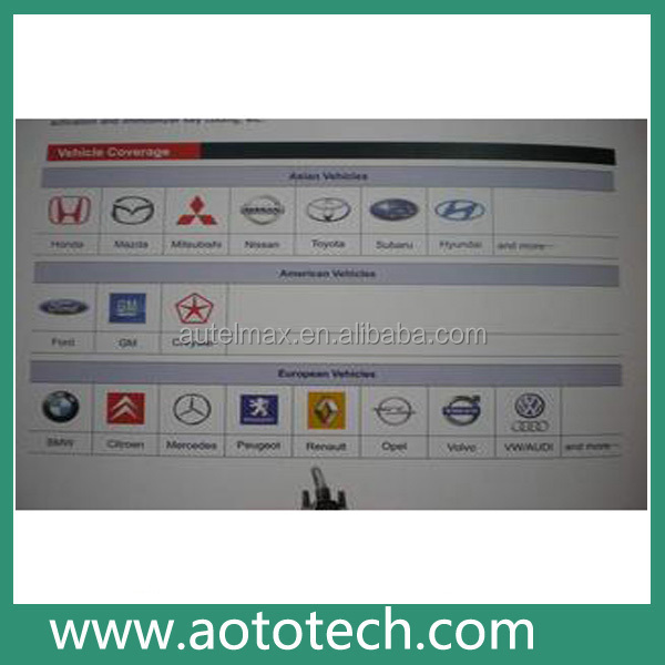 Original auto diagnostic tool autel autel maxidas ds708 with ecu programming update software service via internet for one year