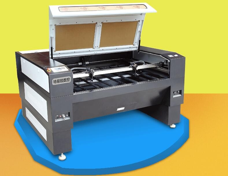 1390 working size cnc laser cutting machine with lowest price