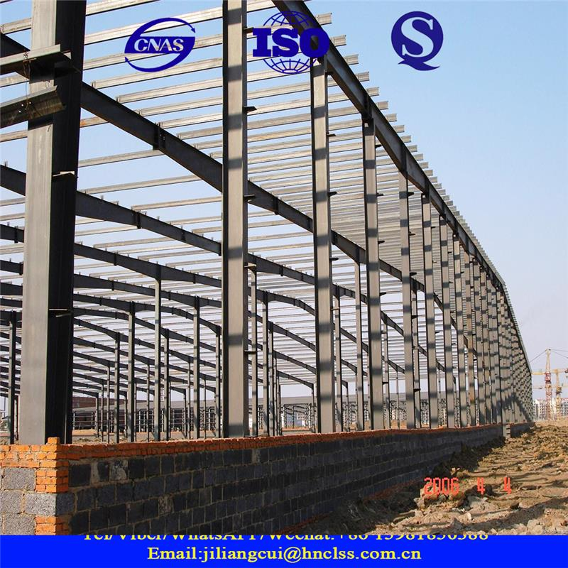 steel structure auto workshop shop design drawings
