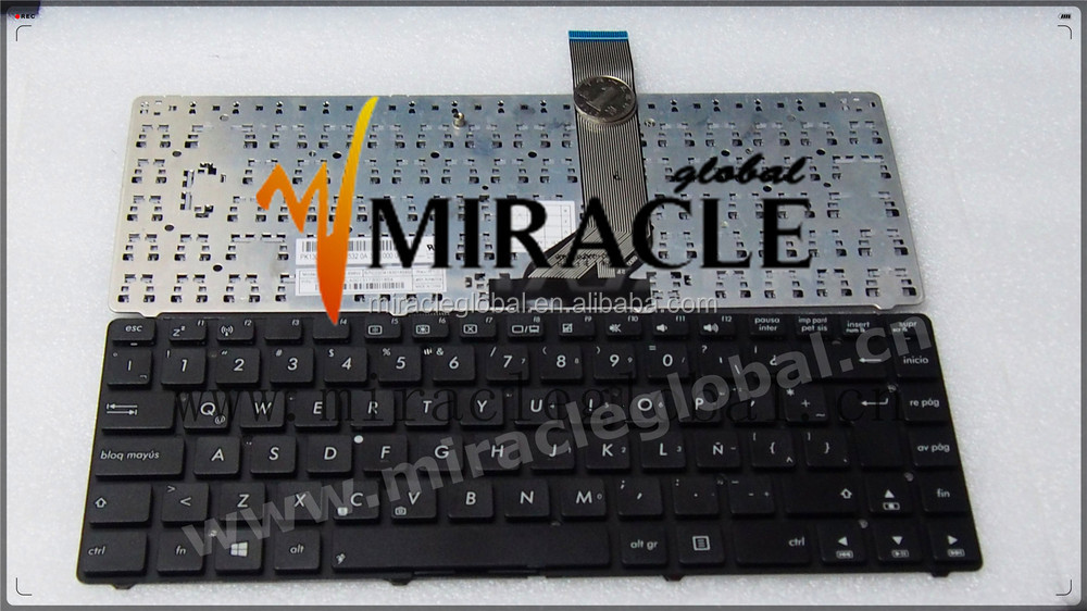 Replacement Laptop keyboard for Asus K45 LA layout Latin teclado