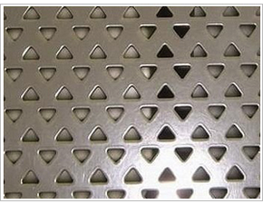 2017 hot style hexagonal perforated metal sheet