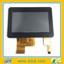 Industrial 4.3 inch tft lcd module ,480x272