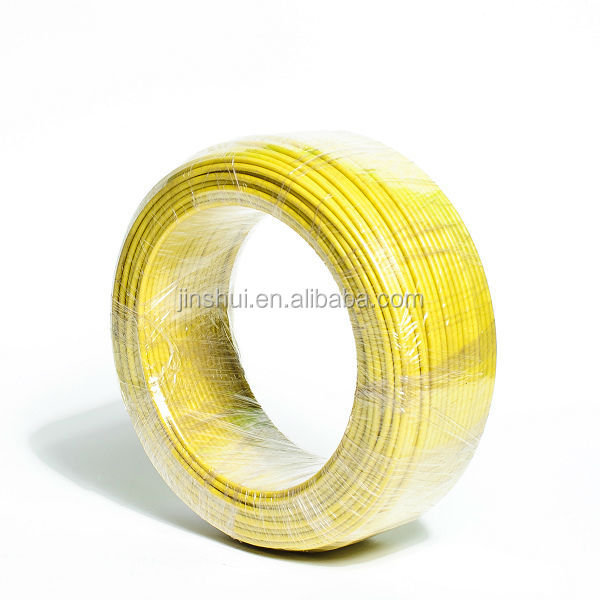 PVC insulation nylon jacket building wire & cable for building