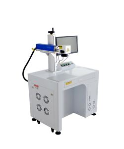 20W 30W 50W 100W Fiber Laser Marking Machine for Metal plastic