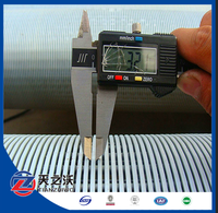 Stainless Steel Cylinder Wire wrapped screen/Wedge Wire filter screen