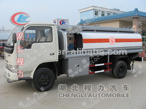 Dongfeng XBW Mobile Gas Station