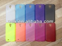High Quality New Arrival Matte Hard PC Plastic Case Cover For Samsung S4 i9500
